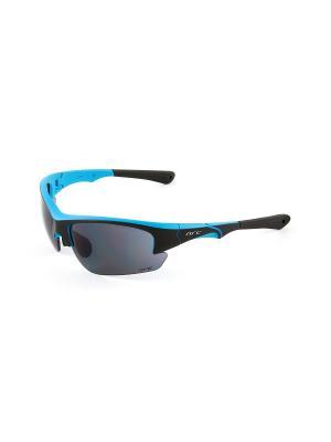 Солнцезащитные очки NRC. Цвет: черный, синий
