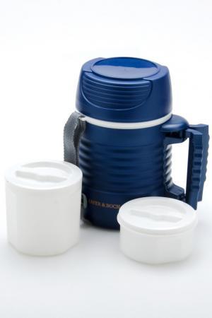 Термос 1,3 л Mayer&Boch. Цвет: синий