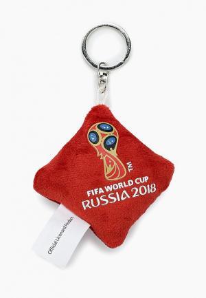 Брелок 2018 FIFA World Cup Russia™. Цвет: красный