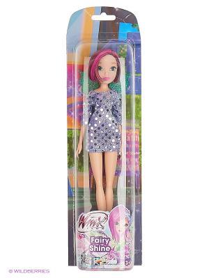 Кукла Winx Club Диско Tecna. Цвет: коричневый, светло-серый