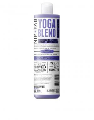 Nip+Fab Гель для душа Yoga Blend. Цвет: бесцветный