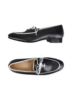 Обувь на шнурках LEONARDO PRINCIPI. Цвет: темно-синий