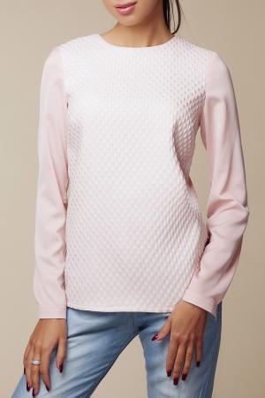 Блуза Ambigante. Цвет: розовый