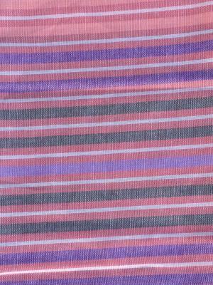 Полотенце лен/хлопок, набор 2 шт. 50*70см Letto. Цвет: розовый, зеленый, фиолетовый