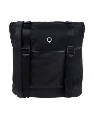 Деловые сумки STIGHLORGAN. Цвет: черный