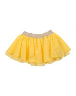 Юбка BONNIE BABY. Цвет: желтый