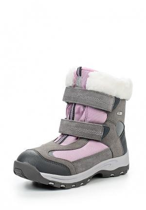 Ботинки Reima. Цвет: разноцветный