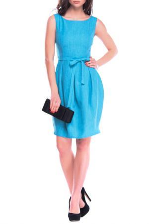 Платье Dioni. Цвет: ментоловый