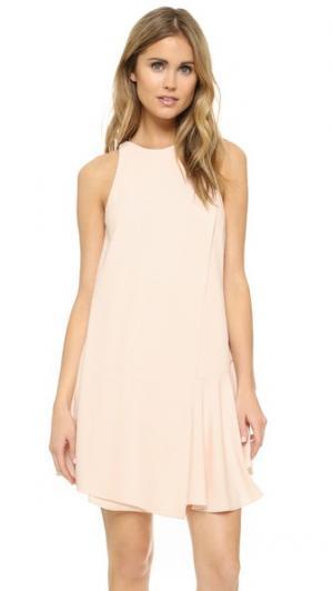 Платье Harlequin camilla and marc. Цвет: шампанское