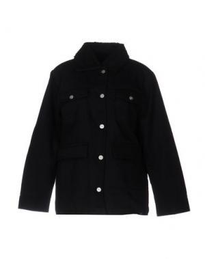 Куртка WOOD. Цвет: черный