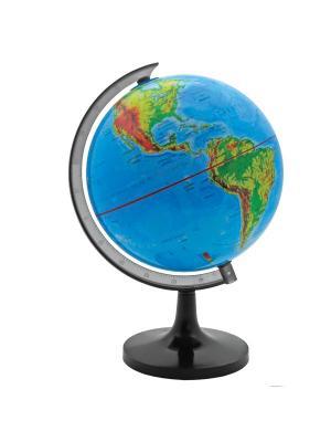 Глобус физический, 32 см Rotondo. Цвет: голубой