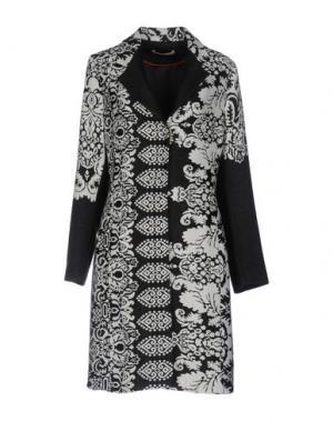 Пальто SONIA FORTUNA. Цвет: черный