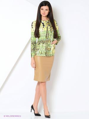 Кофточка Культ платья BRACEGIRDLE. Цвет: зеленый