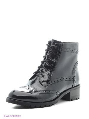 Ботинки WESTFALIKA. Цвет: серый, синий
