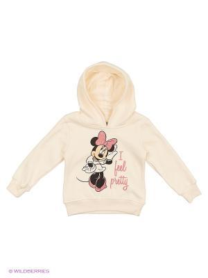 Свитшот Minnie Mouse. Цвет: бежевый