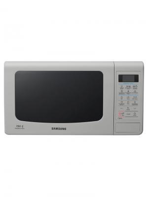 Микроволновая печь Samsung. Цвет: серебристый