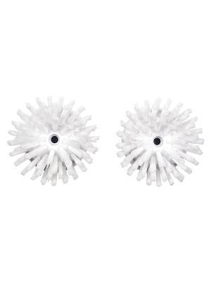 Сменные насадки для щетки OXO GG 1256500V7. Цвет: белый