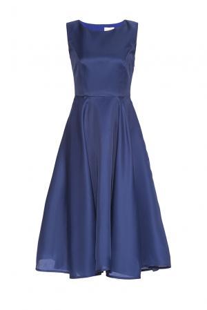 Платье из шелка PG-180638 Studia Pepen. Цвет: синий