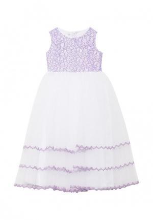 Платье Fleur de Vie. Цвет: белый
