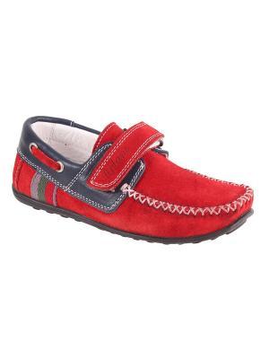 Детская обувь TIFLANI. Цвет: красный