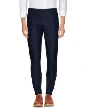 Повседневные брюки COTTWEILER. Цвет: темно-синий