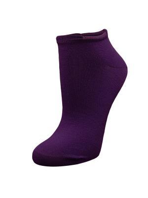 Носки ГРАНД. Цвет: фиолетовый