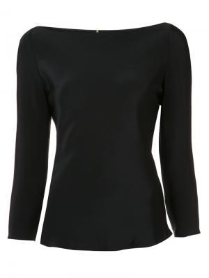 Part blouse Peter Cohen. Цвет: чёрный