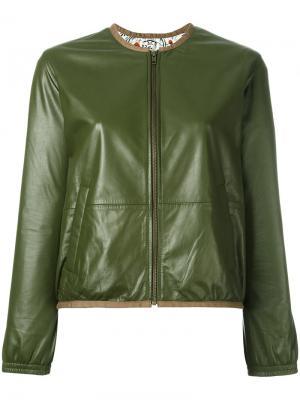 Куртка Ignacio Bellerose. Цвет: зелёный