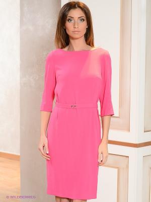 Платье Elegance. Цвет: розовый