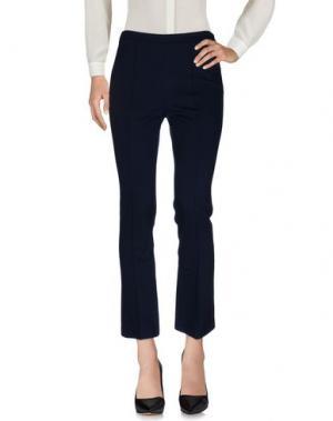 Повседневные брюки F.IT. Цвет: темно-синий
