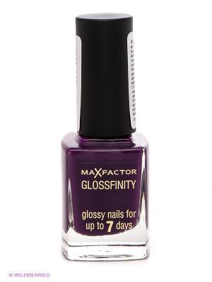 Лак Для Ногтей Glossfinity, тон 150 MAX FACTOR. Цвет: фиолетовый