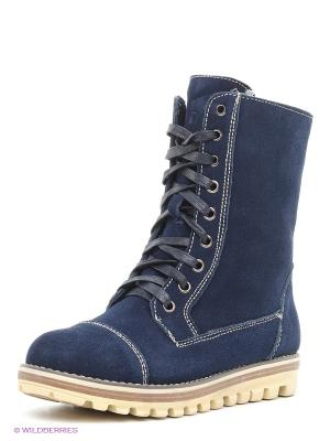 Ботинки Betsy. Цвет: темно-синий