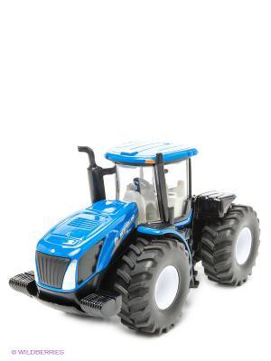 Трактор синийИгрушечная модель SIKU. Цвет: синий, черный