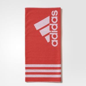 Полотенце  Performance adidas. Цвет: красный