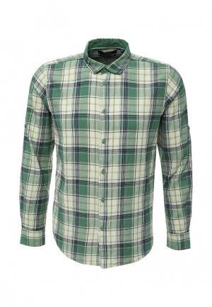 Рубашка Top Secret. Цвет: зеленый