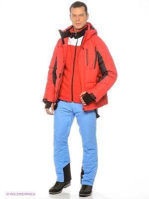 Куртка High Experience. Цвет: красный