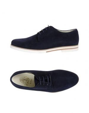 Обувь на шнурках MR.HARE. Цвет: темно-синий