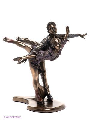 Статуэтка Парное катание Veronese. Цвет: бронзовый