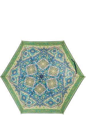 Зонт Labbra. Цвет: бежевый, синий, темно-зеленый