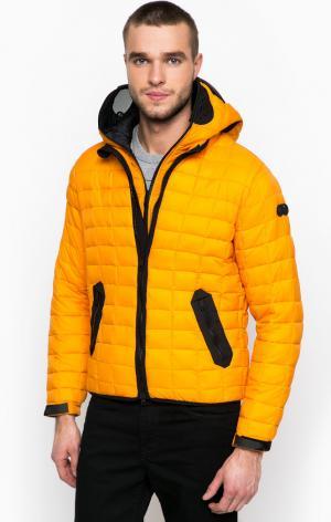 Куртка AI Riders. Цвет: оранжевый