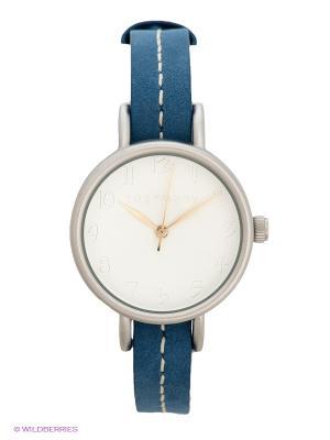 Часы TOKYObay. Цвет: синий, белый