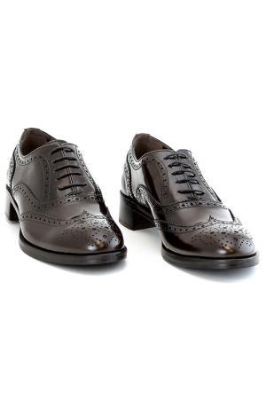 Ботинки Sutor Mantellassi. Цвет: черный