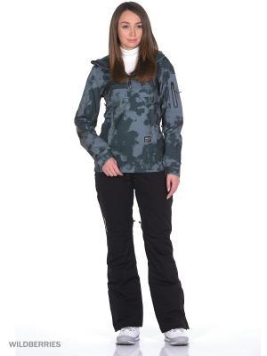 Куртка O'Neill. Цвет: зеленый