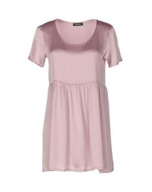 Короткое платье ANNECLAIRE. Цвет: сиреневый