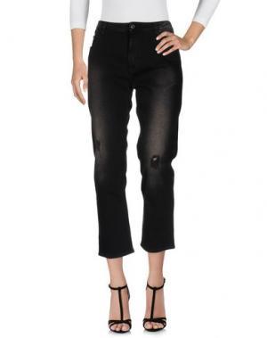Джинсовые брюки ACNE STUDIOS. Цвет: черный