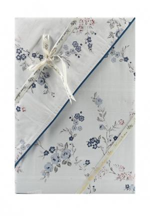 Комплект постельного белья Sofi De Marko. Цвет: белый