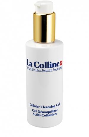 Очищающий гель с клеточным комплексом La Colline. Цвет: бесцветный