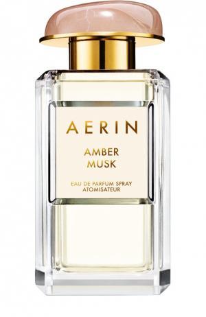 Парфюмерная вода Aerin Amber Musk Estée Lauder. Цвет: бесцветный