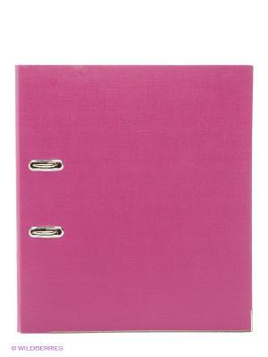 Папка-регистр А4, 5 см., бургунди Centrum. Цвет: бордовый