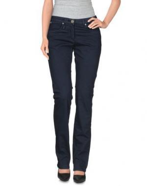 Повседневные брюки JOHNNY LAMBS. Цвет: темно-синий